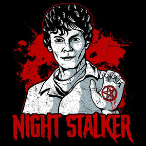 Night stalker t-shirt richard ramirez