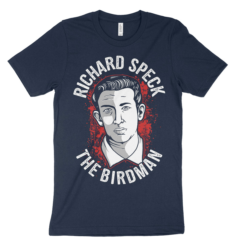 Richard Speck Shirt The Birdman Tshirt