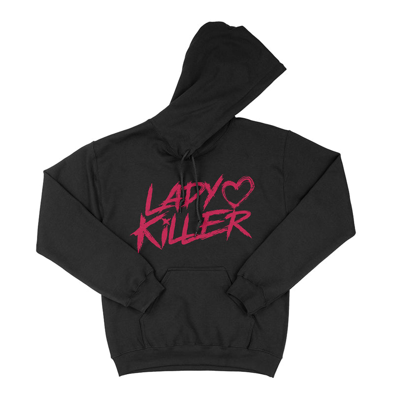 Lady Killer Ted Bundy Hooded Sweatshirt