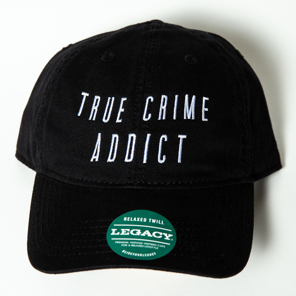True Crime Hats