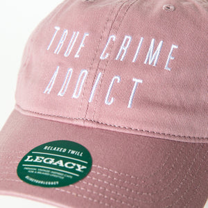 True Crime Addict Hat