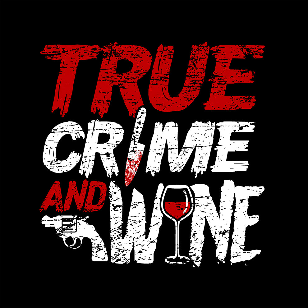 True crime and wine bag