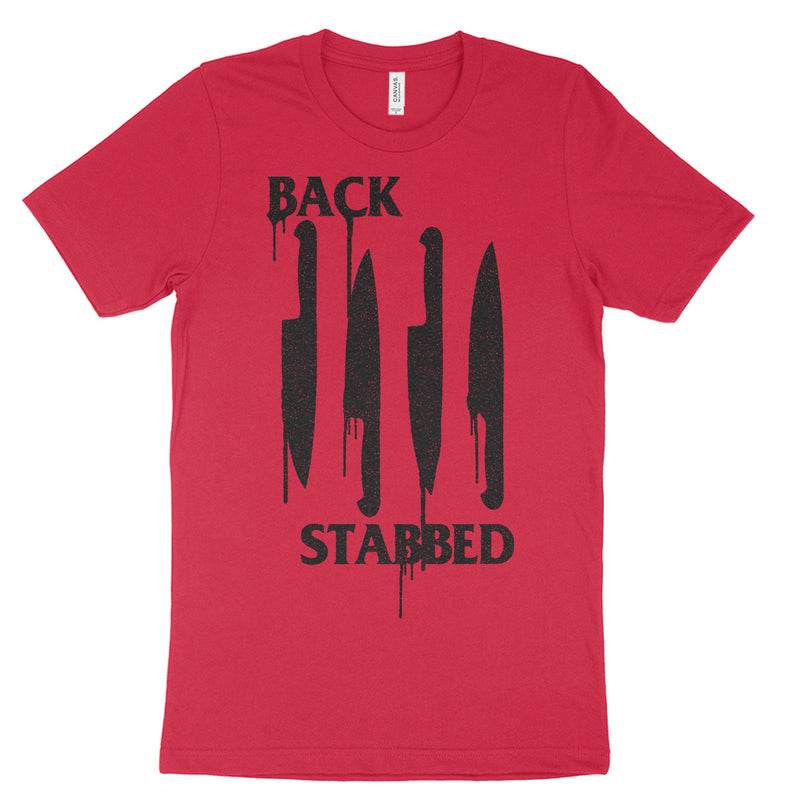 Back Stabbed Tee Shirt