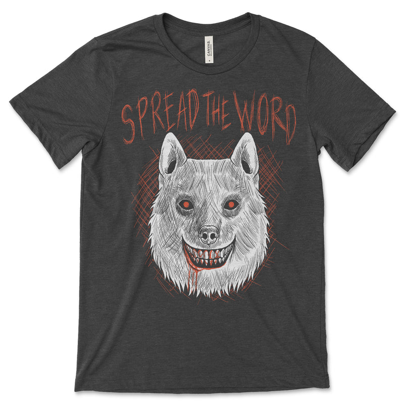 Creepypasta Smile Dog T Shirt