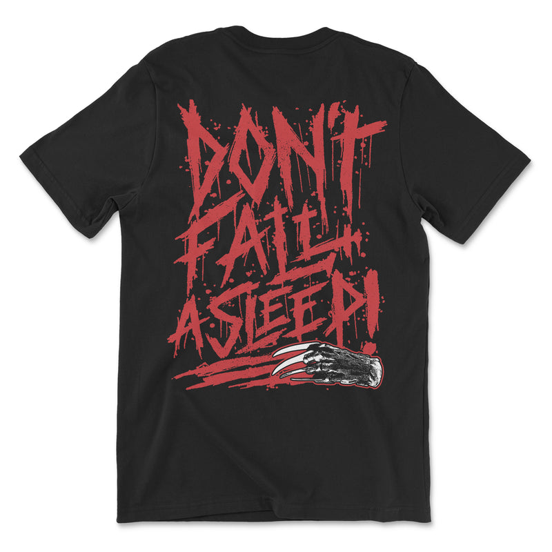 Don't Fall Asleep Tee Shirt