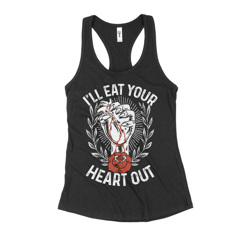 Eat Your Heart Women's Tank Top