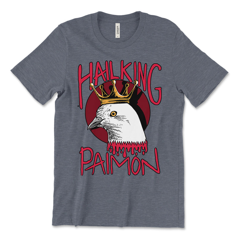 Hail King Paimon T Shirt
