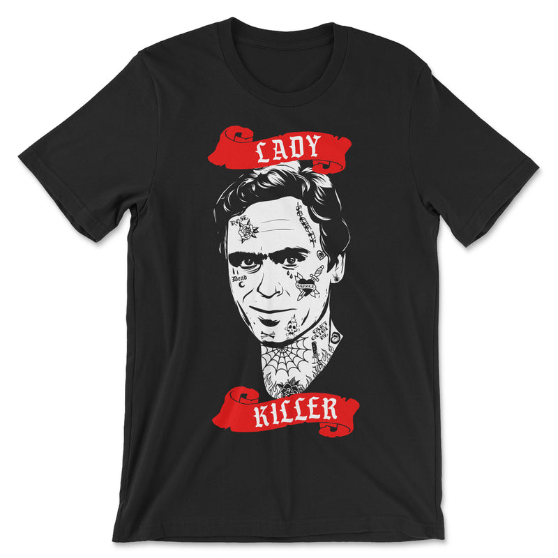 Lady Killer Ted Bundy Shirt