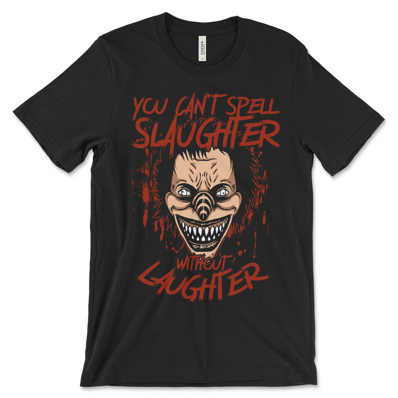 Creepypasta Laughing Jack Shirt