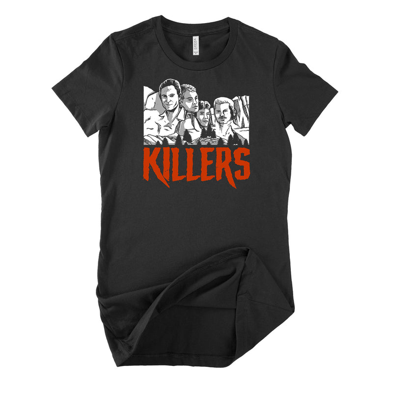 Mt Killsmore Womens T Shirt