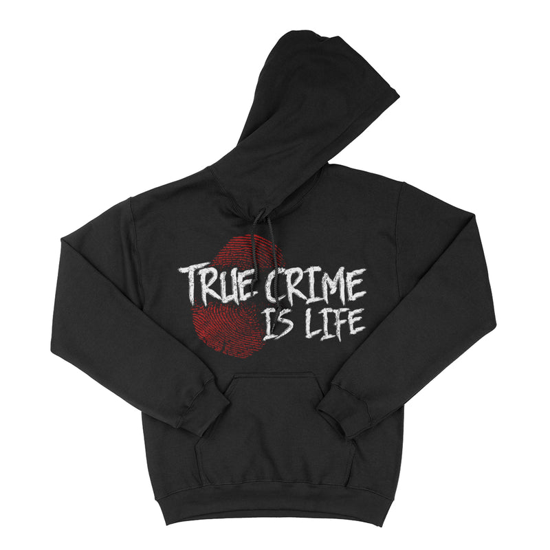 True Crime Is Life Hoodie