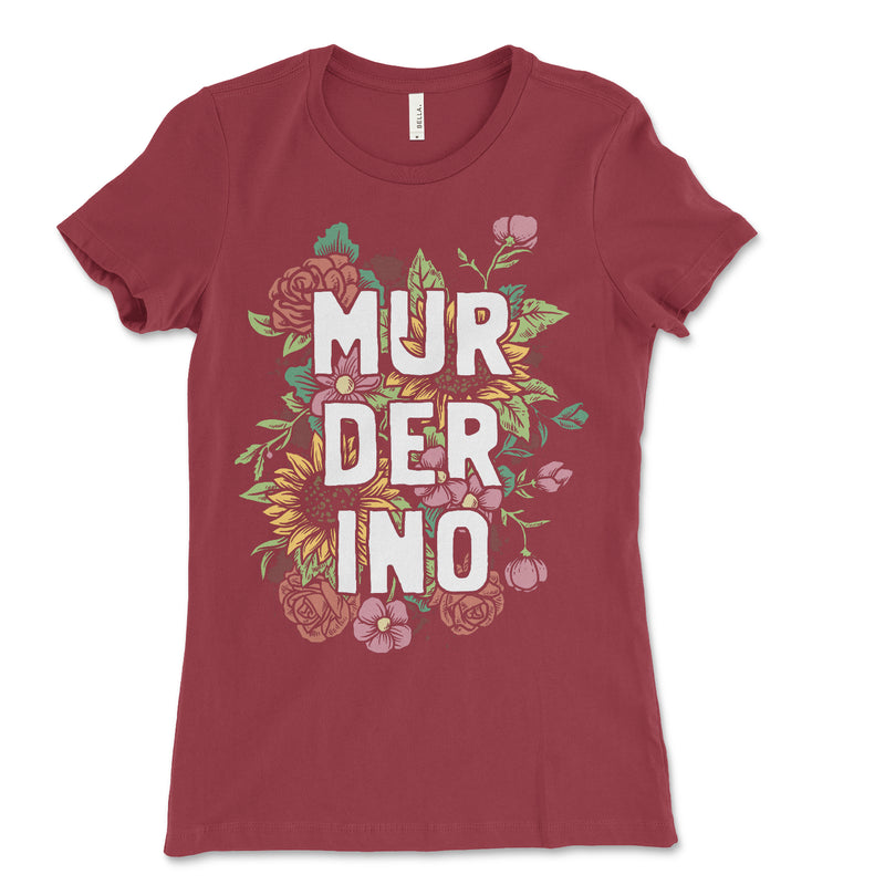 Womens Murderino T Shirt