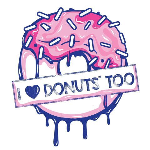 I Love Donuts by Mad Hatter