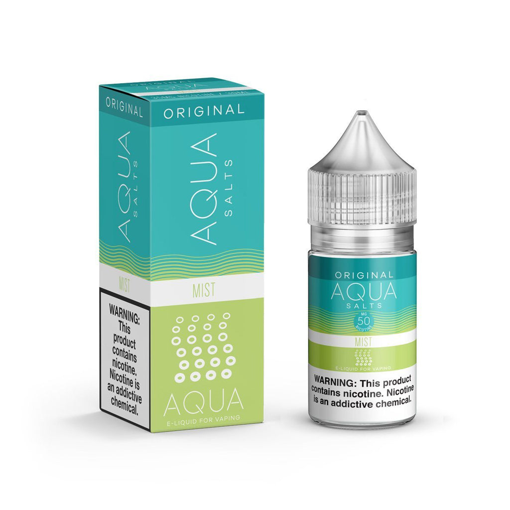 AQUA SALTS | Mist eLiquid eJuice AQUA