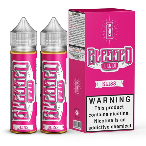 BLESSED | Bliss 120ML eLiquid eJuice BLESSED