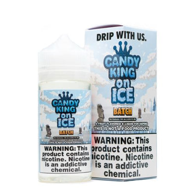 CANDY KING ON ICE | Batch 100ML eLiquid eJuice CANDY KING