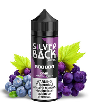 SILVERBACK JUICE CO | BooBoo 120ML eLiquid eJuice SILVERBACK JUICE CO