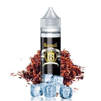 BREWELL TOBACCO SERIES | Ice 60ML eLiquid eJuice Brewell MFG