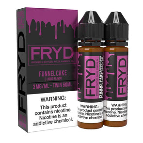 FRYD | Funnel Cake 120ML eLiquid eJuice Fryd