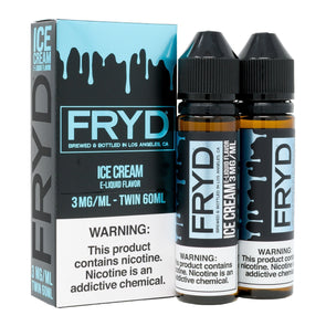 FRYD | Ice Cream 120ML eLiquid eJuice Fryd