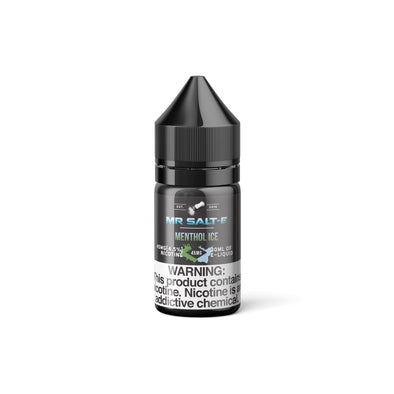 MR. SALT E | Menthol Ice 30ML eLiquid eJuice MR. SALT E