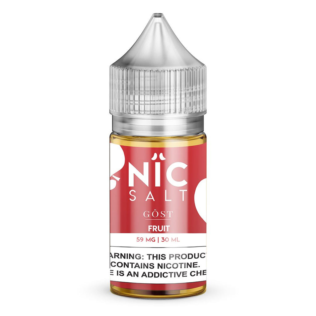 GOST NIC SALT | Fruit 30ML eLiquid eJuice Gost Vapors