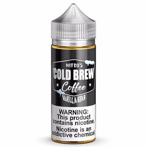 NITRO'S COLD BREW | Vanilla Bean 100ML eLiquid eJuice eJUICE Depo