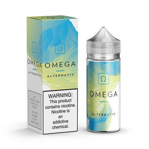 MARINA VAPE Alternativ Omega E Liquid eJuice Marina Vape