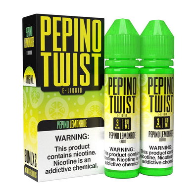 PEPINO TWIST | Pepino Lemonade 120ML eLiquid eJuice Lemon Twist