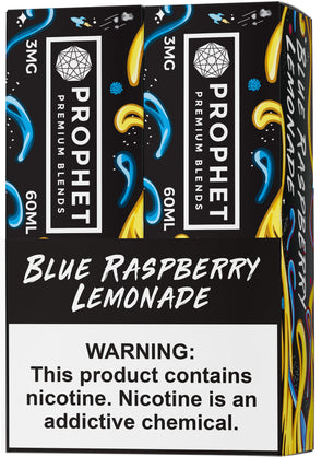 STAY SALTY | Blue Raspberry Lemonade 120ML eLiquid eJuice Prophet
