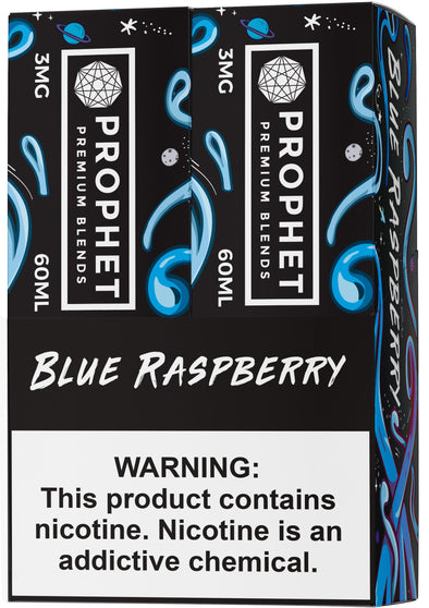 STAY SALTY | Blue Raspberry 120ML eLiquid eJuice Prophet