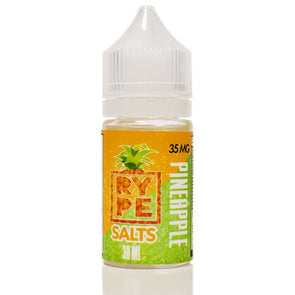 RYPE SALTS | Pineapple 30ML eLiquid eJuice RYPE