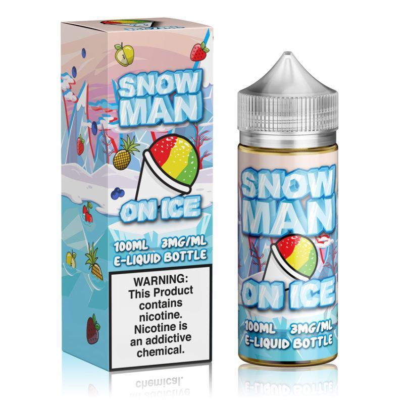 JUICE MAN | Snow Man On Ice 100ML eLiquid eJuice Juice Man