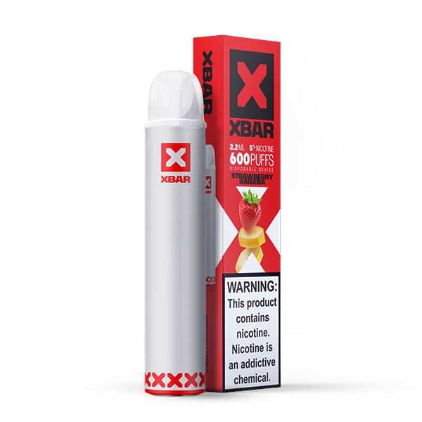 X BAR Disposable E-Cigs (Individual) eJuice X BAR