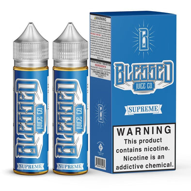 BLESSED | Supreme 120ML eLiquid