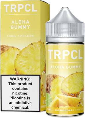 TRPCL ONE HUNDRED | Aloha Gummy 100ML eLiquid eJuice Prophet