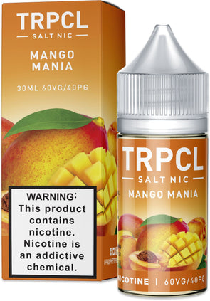 TRPCL 100 SALTS | Mango Mania 30ML eLiquid eJuice Prophet