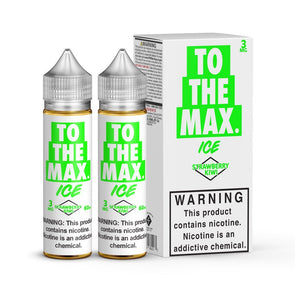 TO THE MAX ICE | Strawberry Kiwi 120ML eLiquid eJuice Flawless