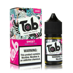 TAB PREMIUM SALTS | Sweet 30ML eJuice TAB PREMIUM SALTS