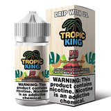TROPIC KING | Mad Melon 100ML eLiquid eJuice CANDY KING