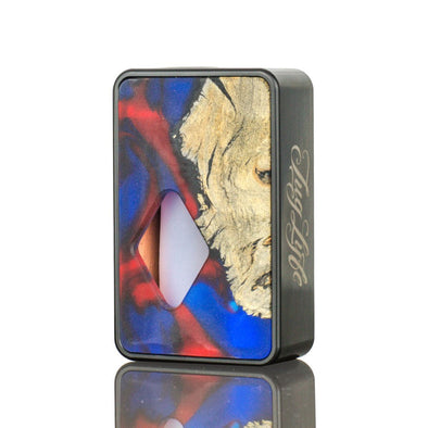 FLAWLESS | TUGBOAT | Unregulated Squonk Box Mod Mods Flawless