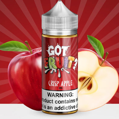 GOT FRUIT | Crisp Apple 100ML eLiquid