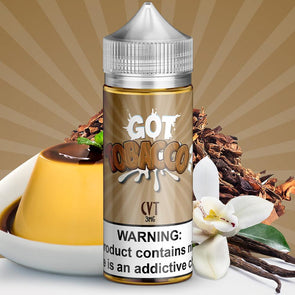GOT TOBACCO | CVT 100ML eLiquid