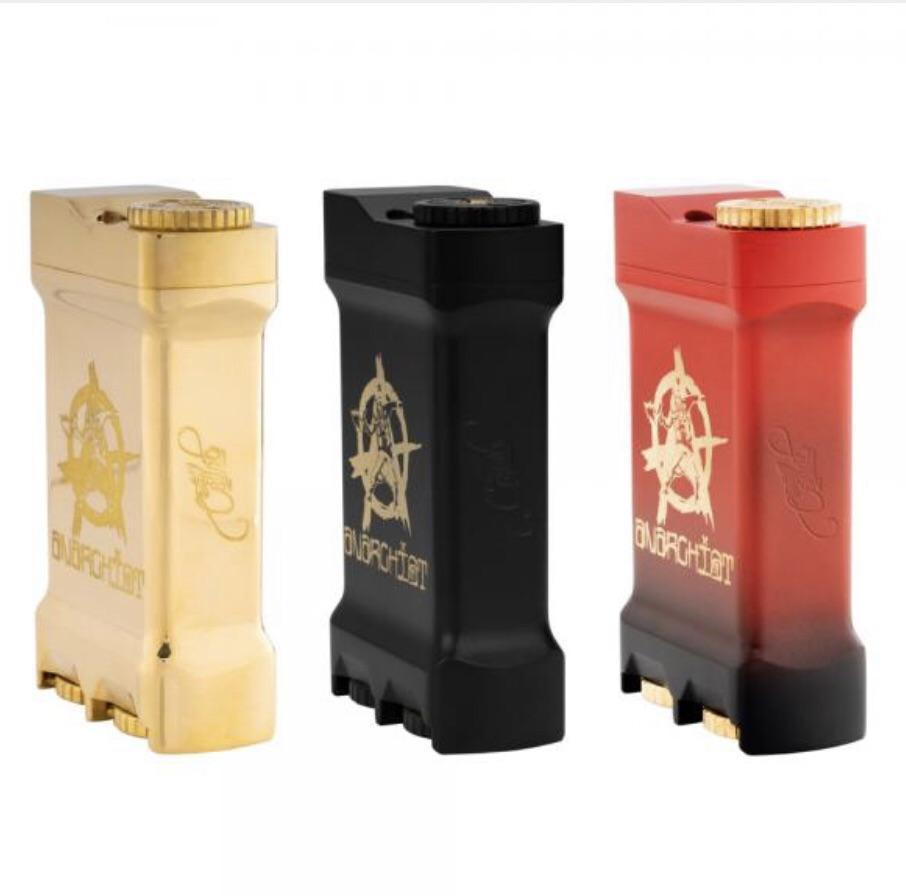 The Colab Box Mod by Plan B Supply Co and Anarchist MFG Mods TVL