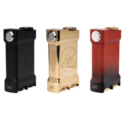 The Colab Box Mod by Plan B Supply Co and TVL Mods TVL