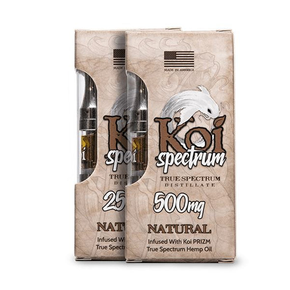 KOI | Spectrum Cartridge - 1 Pack CBD Cartridge KOI CBD