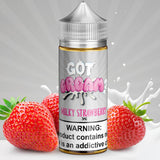 GOT CREAM | Milky Strawberry 100ML eLiquid eJuice GOT ELIQUID