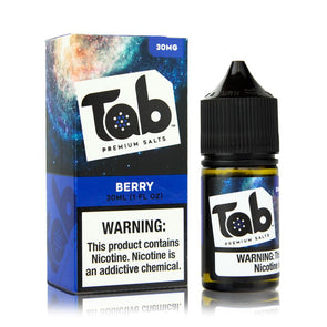 TAB PREMIUM SALTS | Berry 30ML eJuice TAB PREMIUM SALTS