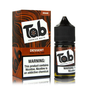 TAB PREMIUM SALTS | Dessert 30ML eJuice TAB PREMIUM SALTS