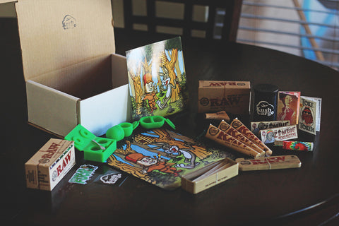 420 subscription box august 2014